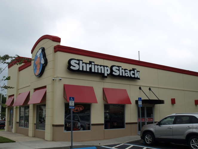 Shrimp Shack Beach Blvd Jacksonville FL, story by Mike Kuusela