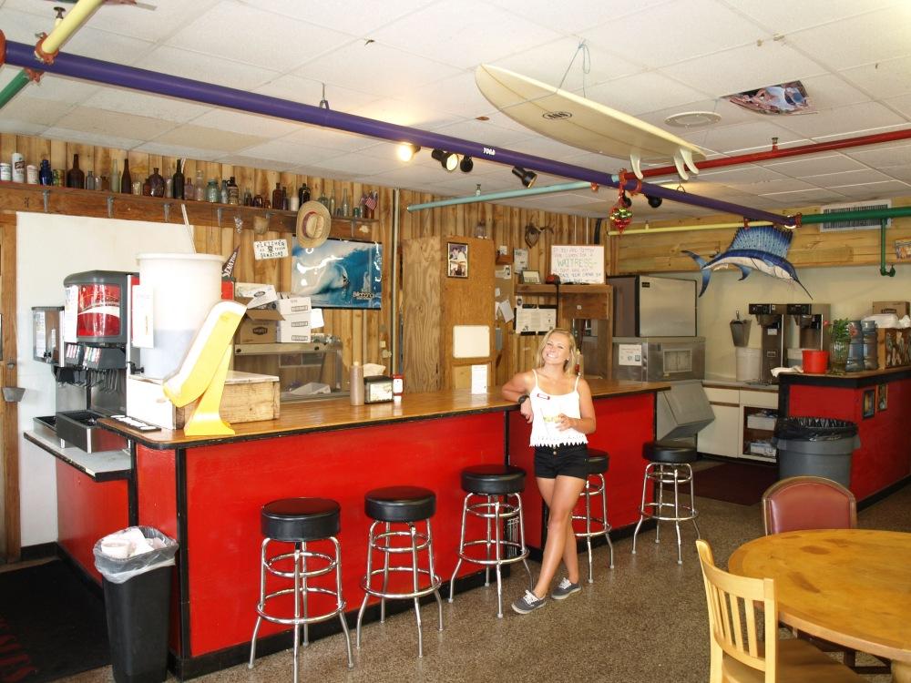 Angies Subs Jax Beach story by Mike Kuusela