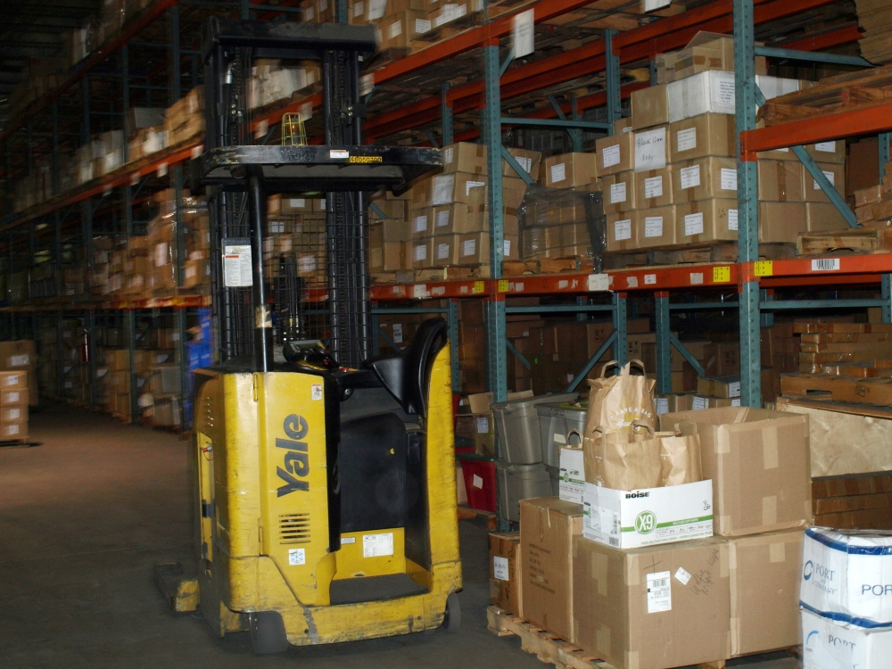Shipping And Handling.com story by Mike Kuusela