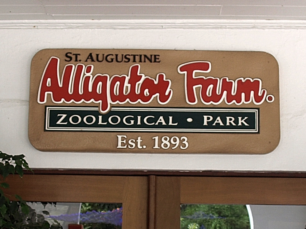 St. Augustine Alligator Farm Zoological Park story and pictures by Mike Kuusela